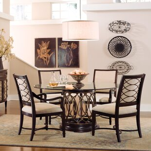 Andraid 5 Piece Dining Set Canora Grey