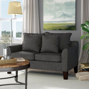 Shop Michael Classic Loveseat by Winston Porter