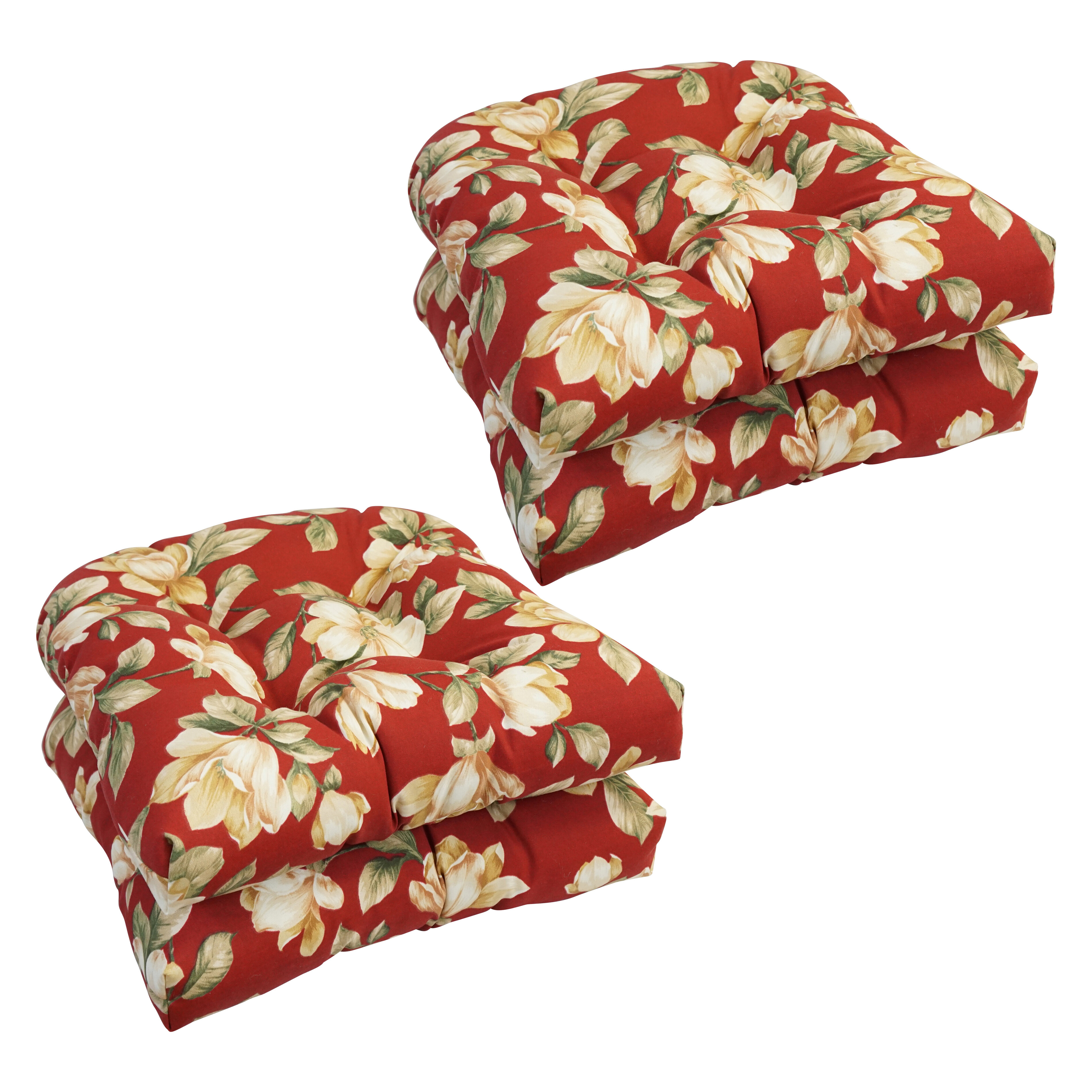 Red Barrel Studio Dining Chair Outdoor Seat Cushion Wayfair Ca
