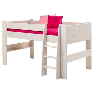 Bond European Single Mid Sleeper Bed By Isabelle & Max