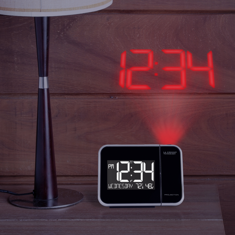 La Crosse Technology Alarm Clock