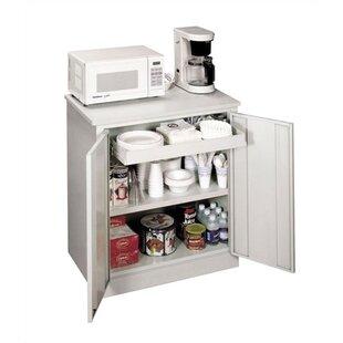 Sandusky Cabinets Refreshment 2 Door Storage Accent Cabinet