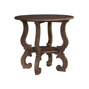 Legacy Baroque End Table by Darby Home Co