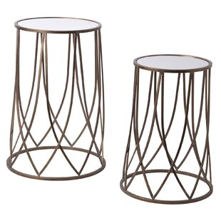 Toth 2 Piece Nesting Tables Mercer41