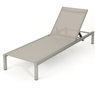 Sumfleth Reclining Chaise Lounge
