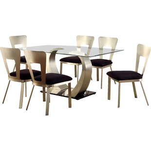 Beulah 7 Piece Dining Set Orren Ellis