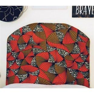 Order Horatio Twin/Twin XL UpholsteredPanel Headboard by Zoomie Kids