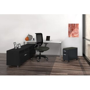 E5 Quickship Typical Writing Desk