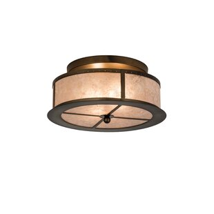 Loon Peak Ybanez 4-Light Semi Flush Mount