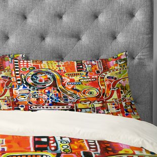 Robin Faye Gates It Came From Detroit Pillowcase