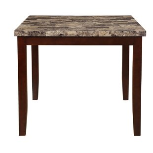 Edmunds Counter Height Dining Table by Red Barrel Studio 2019 Sale