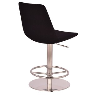 Adjustable Height Swivel Bar Stool Modern Chairs USA