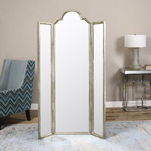 Willa Arlo Interiors Catrina 3 Panel Room Divider
