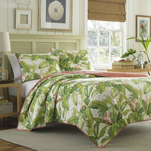 Aregada Dock Reversible Quilt Set by Tommy Bahama Bedding