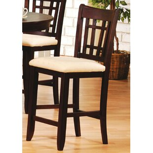 Epp 30 Bar Stool with Cushion (Set of 2) by Darby Home Co