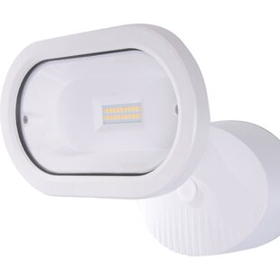 14-Watt LED Outdoor Security Flood Light by Nuvo Lighting