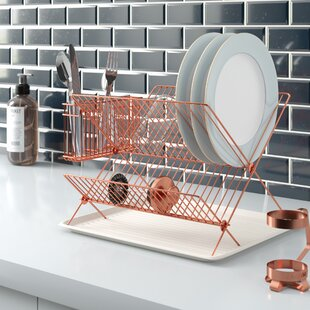 Drain Rack and Dish Tray by Symple Stuff