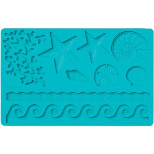 Fondant and Gum Paste Silicone Mold