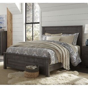 Latricia Panel Bed by Gracie Oaks