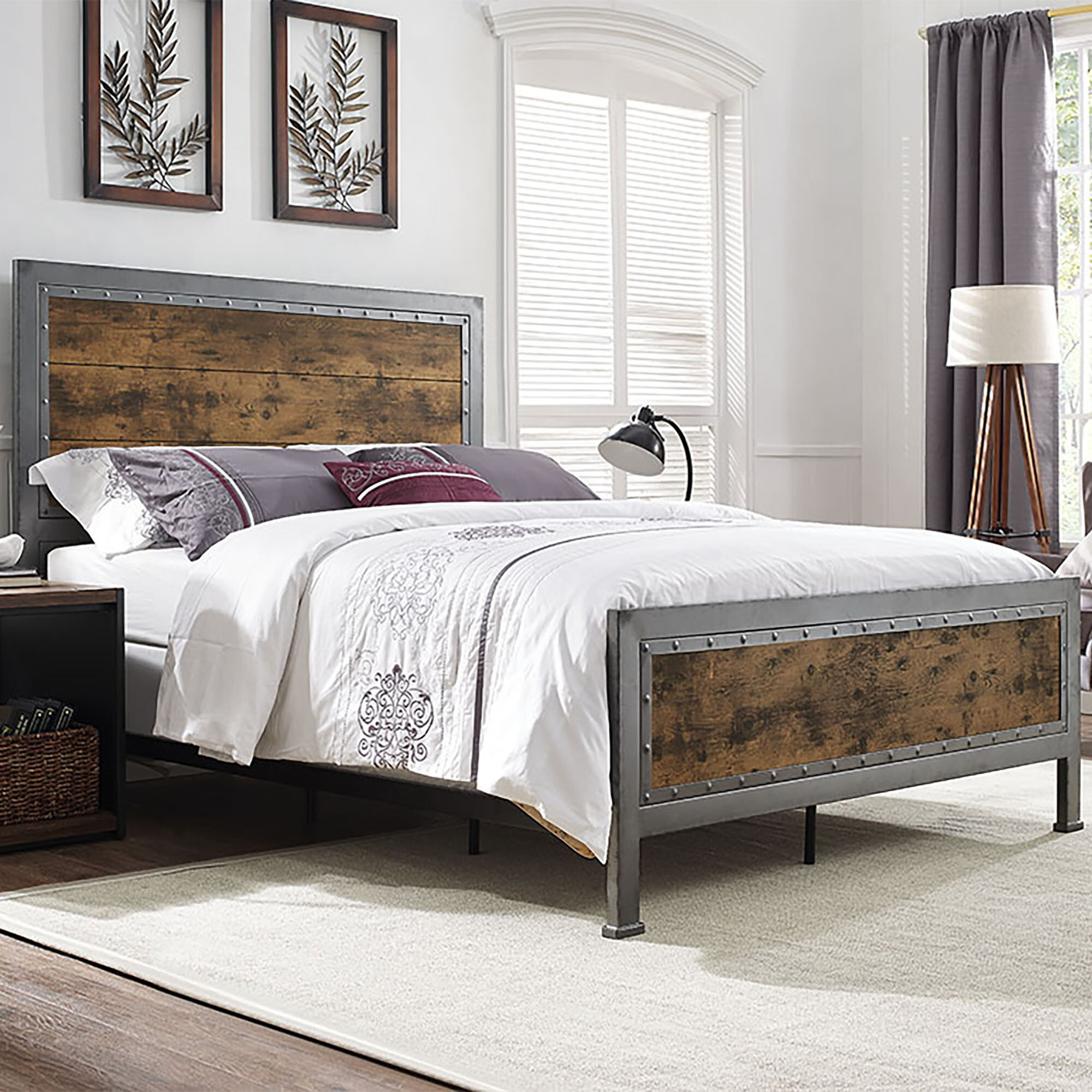 number ftbd products market french queen sleigh item low bed and vaughan bassett headboard w