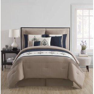 Alcott Hill Mcneely 9 Piece Comforter Set