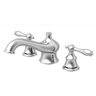 Aqueous Faucet Teabury Double Handle Desk..