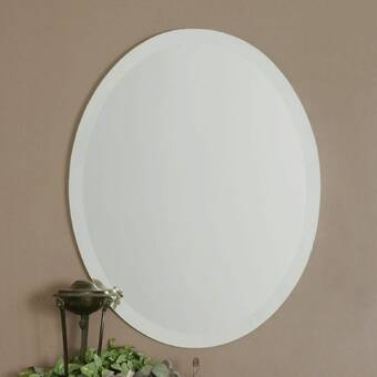 Charlton Home Beresford Arched Top Ceiling Hung Mirror Wayfair