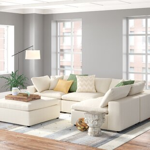 Large Oversized Width Over 118 Sectional Sofas Joss Main
