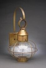 Gary 1-Light Outdoor Wall Lantern by Longshore Tides