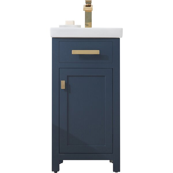 Home Architec Ideas 18 Deep Bathroom Vanity Cabinets