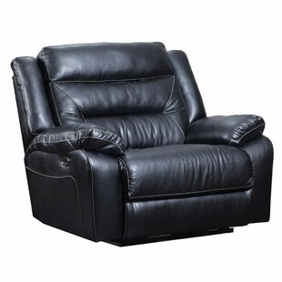 Chadbourne Recliner by Simmons Upholstery Andover Mills
