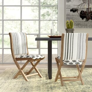 Find Durango Side Chair (Set of 2) by Mistana Reviews (2019) & Buyer's Guide