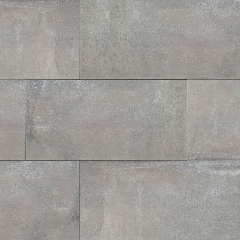 Cemento 12 X 24 Porcelain Field Tile