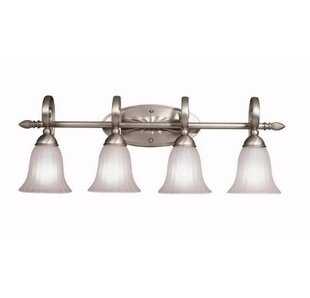 Best Price Bafford 4-Light Vanity Light By Darby Home Co