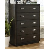 Menoher 5 Drawer Chest by Red Barrel Studio®