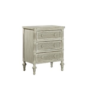 Purchase Weisman 3 Drawer Accent Chest ByOphelia & Co.