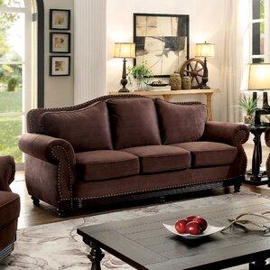 Barron Transitional Sofa by Fleur De Lis Living