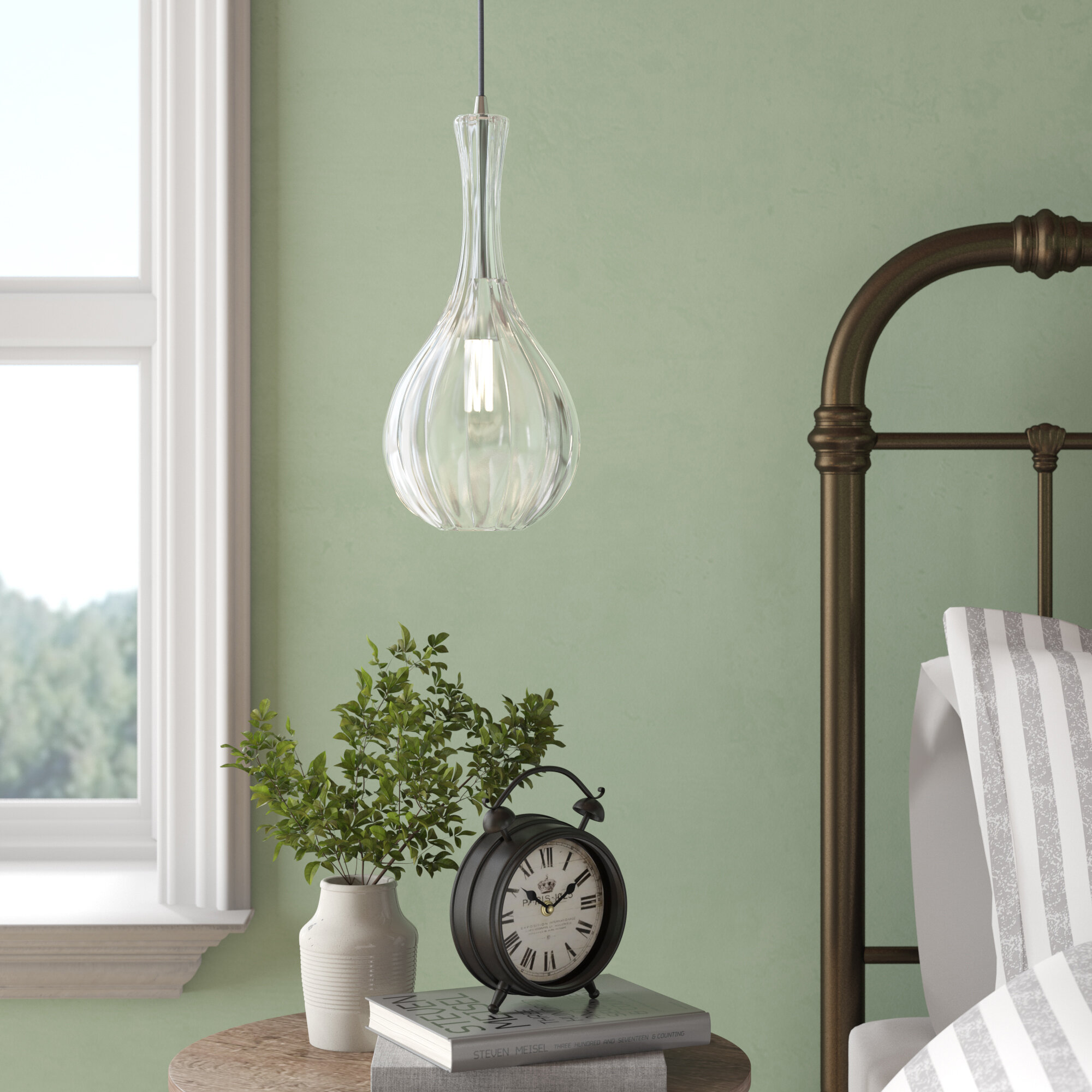French Country Singleceiling Lights You Ll Love In 2021 Wayfair