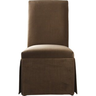 Zentique Tuxedo Upholstered Dining Chair