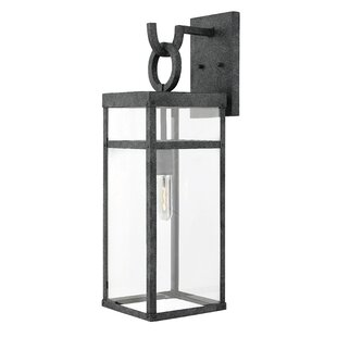 Porter LED Outdoor Wall Lantern