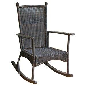enya patio rocking chair