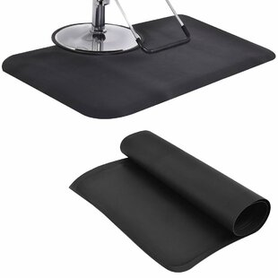 Calloway Hard Floor Bevelled Chair Mat By Symple Stuff