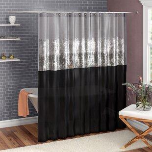 Riel Single Shower Curtain