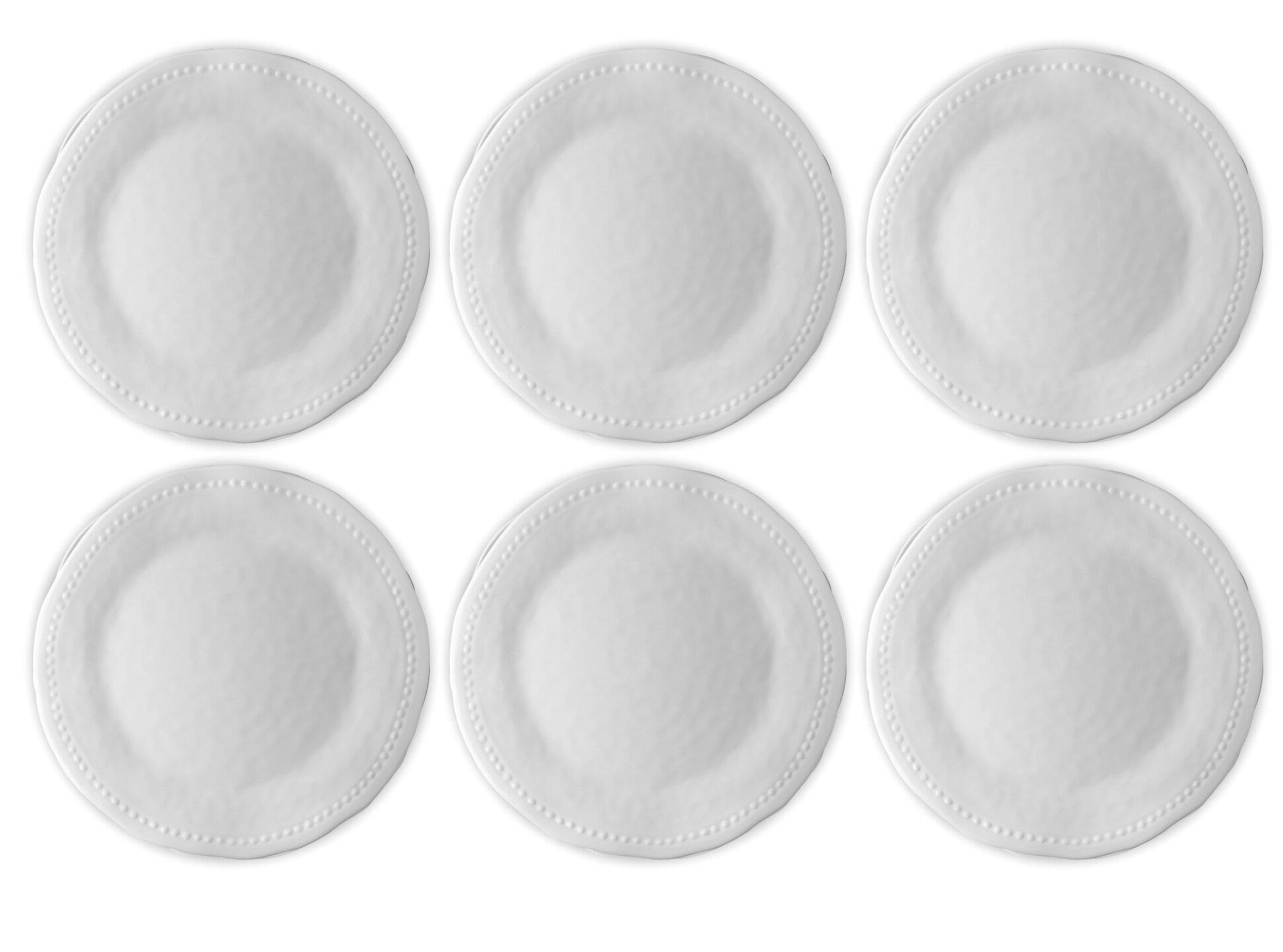 Acrylic Melamine August Grove Plates Saucers You Ll Love In 2021 Wayfair
