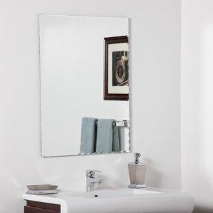 Latitude Run Modern Wall Mirror