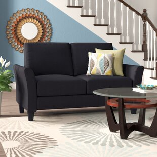 Read Reviews Goldnilla Loveseat by Red Barrel Studio Reviews (2019) & Buyer's Guide
