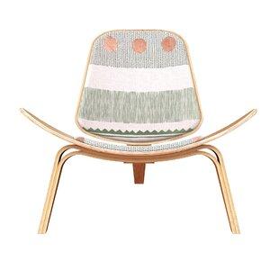 Best Reviews Ching Modern Lounge Chair by Corrigan Studio