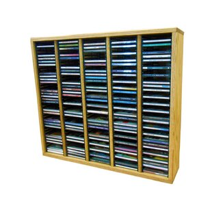 Multimedia Storage Rack