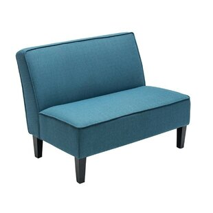 Devair Armless Loveseat by Ebe..