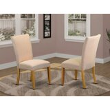 Dampier Upholstered Dining Chair (Set of 2) by Charlton Home®
